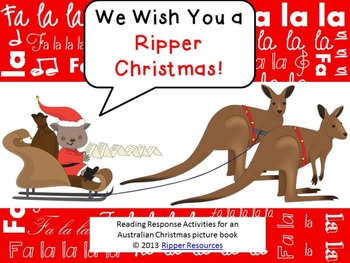 Christmas in Australia - Set 1: We Wish You a Ripper Christmas
