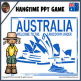 Australian Words - PowerPoint Game