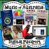 Australia World Music Digital Passport