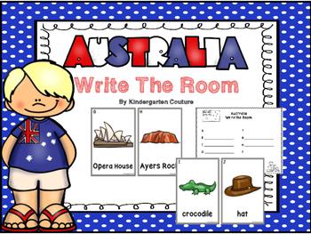 Australia Write The Room