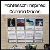 Australia and Oceania places