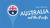 Australia and the Pacific Geography Interactive Google Slides