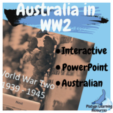 Australia in WW2 History PowerPoint Resource