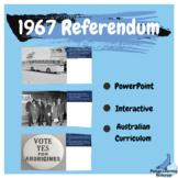 Australia's 1967 Referendum Year 7 Civics and Citizenship