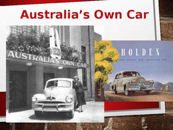 Australia's Own Car