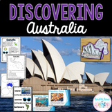 Continents: Australia Unit with PowerPoint