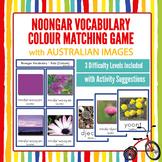 NAIDOC Flashcards Australian Aboriginal Colour Matching Ga