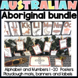 Australian Aboriginal Display and Activity Bundle NAIDOC