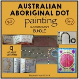 Australian Aboriginal Dot Painting: Art, ELA, Math and Culture