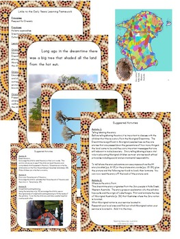 Australian Aboriginal Dreamtime Story - How the echidna got its spikes