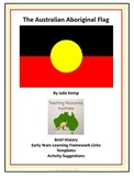 Australian Aboriginal Flag - NAIDOC - Reconciliation Week