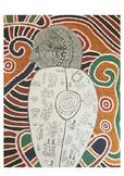 Art Lesson: Australian Aboriginal Art & History Activity #2