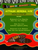 Australian Aboriginal Instruments Music Mini-Course
