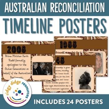 Australian Aboriginal Reconciliation Timeline - Pathway to