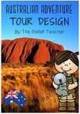 Australian Adventure Tour Design - A Group Problem Solving Math Project