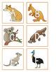 Australian Animal Alphabet Centers