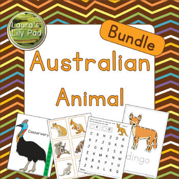 Australian Animal Bundle