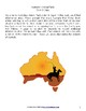Australian Animal Facts Color and Copy