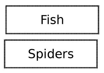 Australian Animal Headings