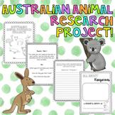 Australian Animal Research Report
