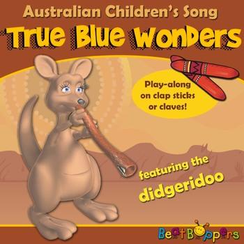 Australian Animal Song with Didgeridoo