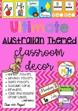Australian Animal Themed Classroom Decor