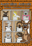 Australian Animal Writing and Craft Activities