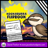Australian Animals Activities (Kookaburra Research Flipbook)