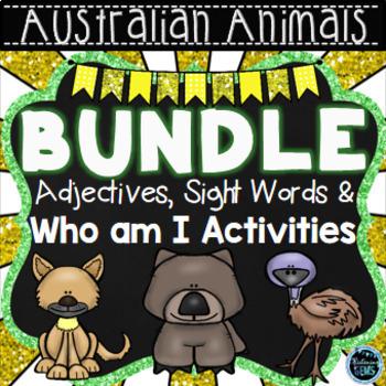 Australian Animals Bundle