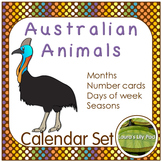 Australian Animals Calendar Set