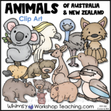 Animals from Australia and New Zealand