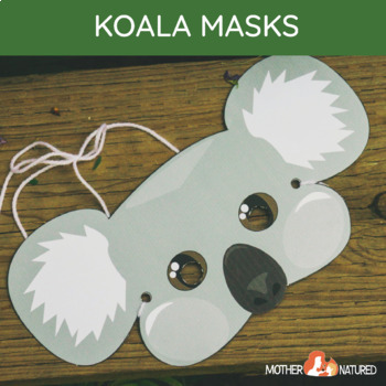 Australian Animals: Koala Mask