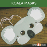 Australian Animals: Koala Mask