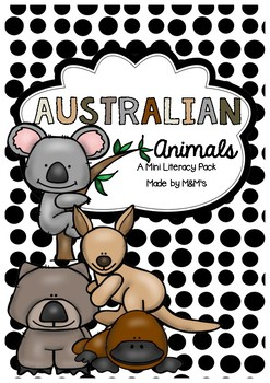 Australian Animals Mini Pack