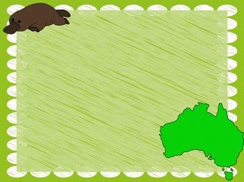 Australian Animals Vocal Explorations
