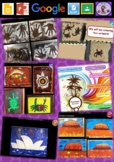 Australian Art Unit of Work and Smart Notebook