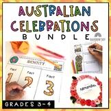 Australian Celebrations BUNDLE - Years 3 - 6
