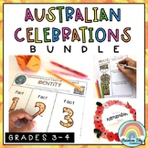 Australian Celebrations BUNDLE - Years 3 - 4