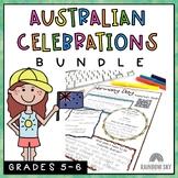 Australian Celebrations BUNDLE - Years 5 - 6