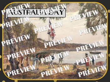 Australian Celebrations Classroom Posters