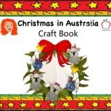 Australian Christmas Craft Templates