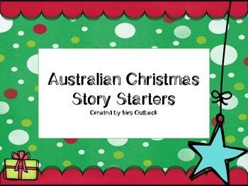 Australian Christmas Story Starters