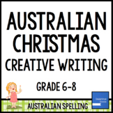 Australian Christmas Creative Writing
