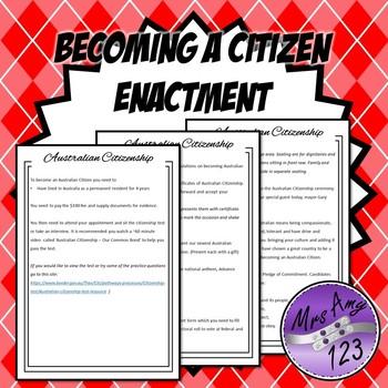 Australian Citizenship Pack
