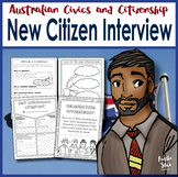 Australian Civics and Citizenship - New Citizen Interview and Biography
