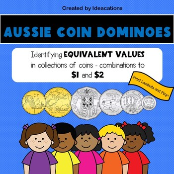 Australian Coin Dominoes