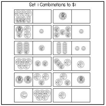 Australian Coin Dominoes