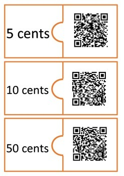 Australian Coin Match (QR Scan)