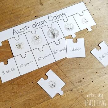 Australian Coin Puzzles
