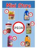 Australian Coin and Mini Shop activities